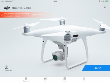 firmware update for phantom 4 pro dates list